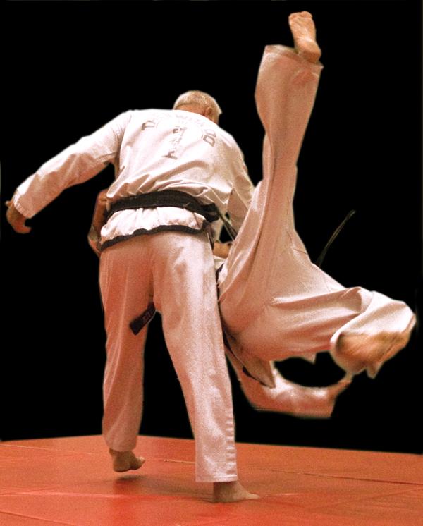 Hapkido_Vlaardingen